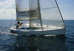 Jedrilica Bavaria 35