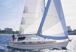 Jedrilica Bavaria 36 Cruiser