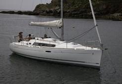 Jedrilica Beneteau Oceanis 34