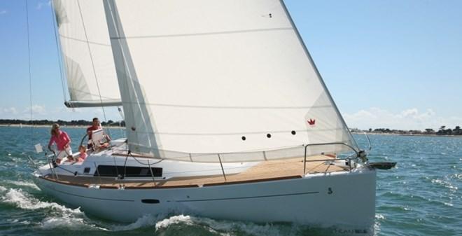 Beneteau Oceanis 37