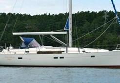 Jedrilica Beneteau Oceanis 411
