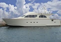 Megajahta Custom Motor Yacht
