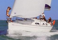 Jedrilica Dufour 36 Classic