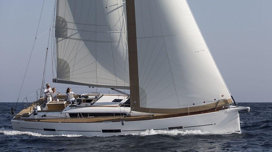 Dufour 460 Grand Large for charter in Kastela, Split