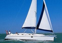Jedrilica Dufour Gib'Sea 41