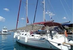 Jedrilica Dufour Gib'Sea 43