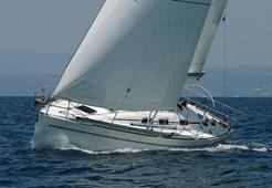Jedrilica Elan 40