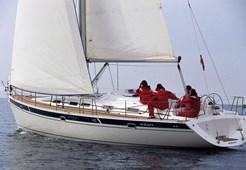 Jedrilica Elan 45
