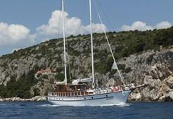 Jedrenjak Gulet Aborda