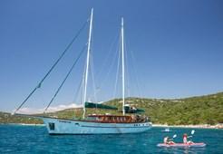 Jedrenjak Gulet Adriatic Queen