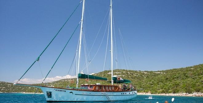 Gulet Adriatic Queen