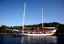 Jedrenjak Gulet Atlantia