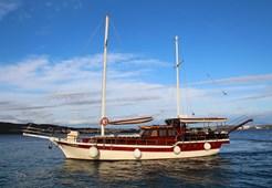 Jedrenjak Gulet Babac