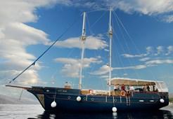 Jedrenjak Gulet Blue Nose