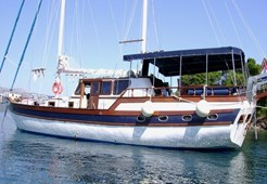 Jedrenjak Gulet Hera