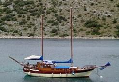 Jedrenjak Gulet Ilario
