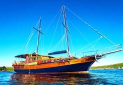 Jedrenjak Gulet Patronice