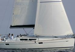 Jedrilica Jeanneau Sun Odyssey 39i
