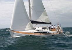 Jedrilica Jeanneau Sun Odyssey 42i