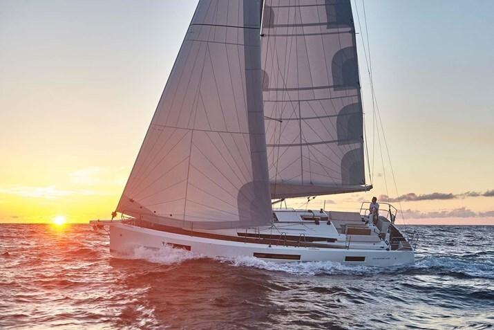 Jeanneau Sun Odyssey 440 owner for charter in Kastela, Split