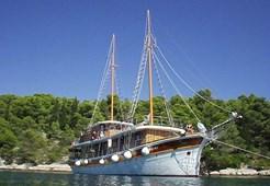 Motor-sailer Mlini