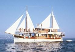 Motor-sailer Vrgada