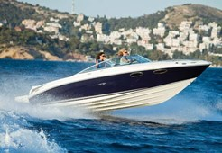 Motorna jahta Sea Ray 240 Sunsport