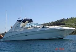 Motorna jahta Sea Ray 355  za prodaju!