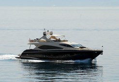 Megajahta Sunseeker Yacht 86