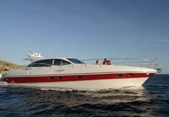 Motorni brodAlena 56 na prodaju