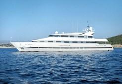 Luxury yachtAncona 147