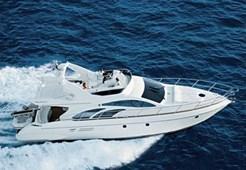 Motorni brodAzimut 50 na prodaju