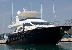 Luxury yachtAzimut 80