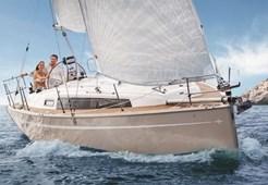 Sailing BoatBavaria 34 Cruiser - 2 cabins