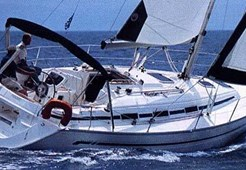 Sailing BoatBavaria 36 Holiday