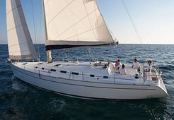 Sailing Boat Beneteau Cyclades 50.5