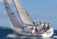 Sailing Boat Beneteau First 36.7