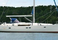 Sailing BoatBeneteau Oceanis 411