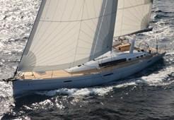 Sailing BoatBeneteau Oceanis 58