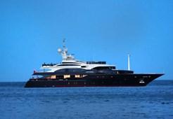 Luxury yachtBenetti 184