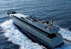 Luxury yachtCantieri di Pisa 125