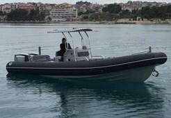 Rib boatCapelli 900