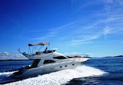 Motor YachtCranchi Atlantique 40 Fly