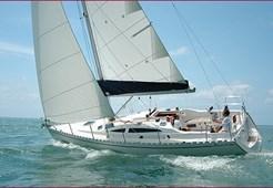 Sailing BoatDelphia 37