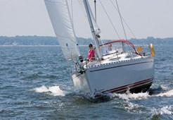 Sailing BoatDelphia 37.3