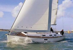 Sailing Boat Dufour 385 2 cabin