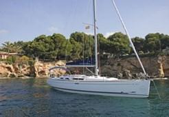 Sailing BoatDufour 455