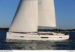 Dufour 500 Grand Large - 4 cabins