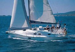 Sailing Boat Dufour GibSea 33