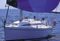 Sailing BoatElan 295